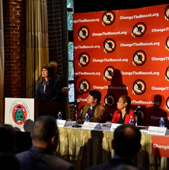 """Statement by Congresswoman Betty McCollum During """"Change the Mascot"""" Conference"""