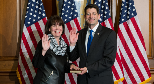 McCollum Sworn-In To 115th Congress feature image