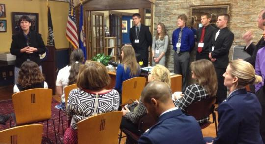 Seven Students from 4th Congressional District to Attend US Service Academies  feature image