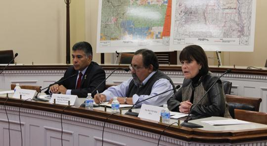 McCollum Joins Grijalva for Forum on Protecting Native American Sacred Sites feature image